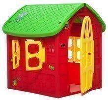 Domčeky pre deti - Záhradný domček Dohány s včielkou na streche od 24 mes_6