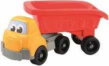 Autá do piesku - Nákladné autíčko Écoiffier dĺžka 63 cm žlto-oranžové od 18 mes_2