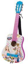Drevená gitara pre deti Maggie&Bianca Smoby od 6 rokov fialová