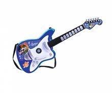 Dětské hudební nástroje - Set kytary a baskytary 44 Cats Smoby modrá a růžová s množstvím světelných a zvukových funkcí od 5 let_0