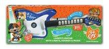 Dětské hudební nástroje - Set kytary a baskytary 44 Cats Smoby modrá a růžová s množstvím světelných a zvukových funkcí od 5 let_1