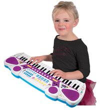510202 c smoby elektronicke piano