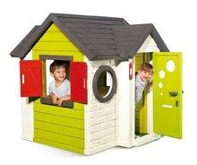 Domček pre deti My House Smoby s elektronickým zvončekom a UV filtrom od 2 rokov