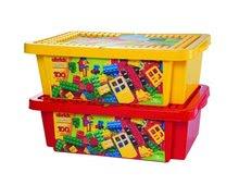 Régi termékek - Építőkocka dobozban Abrick Écoiffier 100db 18 hó-tól_0