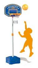 SMOBY 330111 Športový areál - 2m basketb