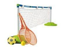SMOBY 330068 Športový set - tenis, futba