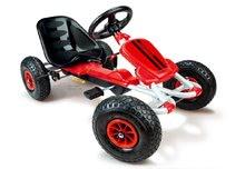 SMOBY 459006 Go Kart maxi s nafukovacími