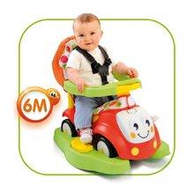 Produse vechi - Babytaxiu Maestro II Confort Smoby roșu-verde de la 6 luni_4