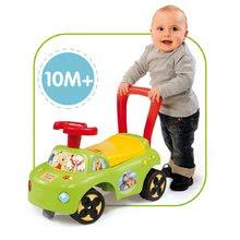 Produse vechi - Babytaxiu Winnie The Pooh Auto 2in1 Smoby verde de la 10 luni_0