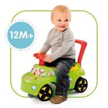 Produse vechi - Babytaxiu Winnie The Pooh Auto 2in1 Smoby verde de la 10 luni_1