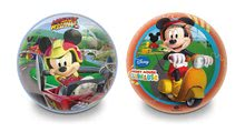 Rozprávková lopta Mickey Mondo gumená 14 cm
