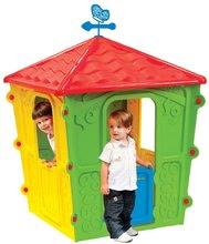 Domečky pro děti - Domek Country Square Starplast s motýlem od 24 měsíců_0