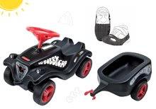 Babytaxiu maşină Fulda Bobby Car BIG remorcă+husă protecţie pentru pantofi Shoe-Care dimensiuni 21-27 de la 12 luni