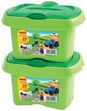 Stavebnice Abrick - Stavebnica Abrick - farma s traktorom Écoiffier 27 dielov od 18 mes_1