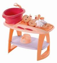 Régi termékek - Pelenkázó asztal fürdőszobával Écoiffier baba nélkül 18 hó-tól_0