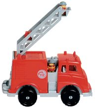 Hasičské auto pro děti Ecoiffier s kostkami Abrick délka 42 cm od 18 měsíců