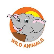 Otroške pravljične kocke - Pravljične kocke Safari živali Dohány 9 delov_1