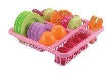 Játékkonyha kiegészítők és edények - 608 b ecoiffier susicka riadu