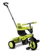 Tricikl Breeze 3in1 Touch Steering smarTrike s tlmičom a voľnobehom zelená 10 - 36 mesiacov ST6090800