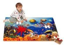 Pěnové puzzle - Pěnové puzzle Sea World Lee 54 dílů 60*90*1,2 cm od 0 měsíců_0