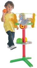 Sportovní hry pro nejmenší - Pták s terčem na stojanu Picnic Écoiffier (výška 57,5 cm) od 18 měsíců_0