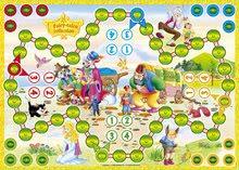 Spoločenské hry pre deti - Sada spoločenských hier 4 rozprávky Dohány _0