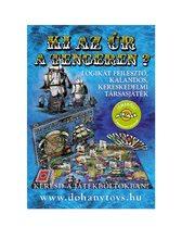 Společenské hry pro děti - Společenská hra Námořníci Dohány od 5 let_0