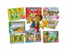 Společenské hry pro děti - Společenská hra Barvy a tvary Dohány 1 hrací plocha od 3 let_1