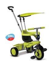 Trojkolka Carnival Green Touch Steering 3v1 smarTrike od 10-36 mesiacov zeleno-šedá
