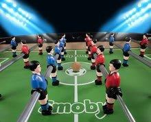 Stolný futbal - Drevený futbalový stôl BBF Nr. 1 Smoby s 2 korkovými loptičkami od 8 rokov_4