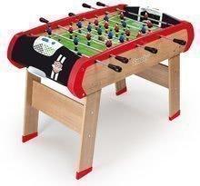 Drevený futbalový stôl BBF Champions Smoby s 2 loptičkami od 8 rokov