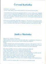 Společenské hry pro děti - Sada pohádkových společenských her Dohány Sněhurka, Červená Karkulka, Pinocchio, Malá mořská víla, Jeníček a Mařenka, Popelka od 5 let_5