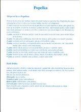 Společenské hry pro děti - Sada pohádkových společenských her Dohány Sněhurka, Červená Karkulka, Pinocchio, Malá mořská víla, Jeníček a Mařenka, Popelka od 5 let_8