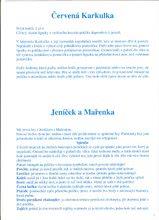 Společenské hry pro děti - Sada pohádkových společenských her Dohány Sněhurka, Červená Karkulka, Pinocchio, Malá mořská víla, Jeníček a Mařenka, Popelka od 5 let_9