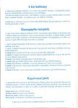 Společenské hry pro děti - Sada pohádkových společenských her Dohány Sněhurka, Červená Karkulka, Pinocchio, Malá mořská víla, Jeníček a Mařenka, Popelka od 5 let_14