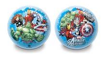 Rozprávková lopta Avengers Mondo gumená trblietavá 23 cm