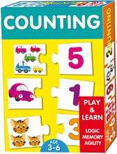 Spoločenské hry pre deti - Náučná hra Čísla Dohány 32 ks od 3 rokov_0