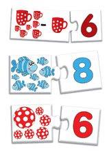 Spoločenské hry pre deti - Náučná hra Čísla Dohány 32 ks od 3 rokov_1