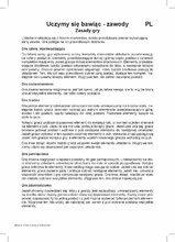 Spoločenské hry pre deti - Náučná hra Povolania Dohány 24 ks od 4 rokov_5