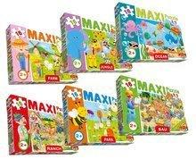 Puzzle pre najmenších - Baby puzzle Maxi Farma Dohány 16 dielov od 24 mes_1