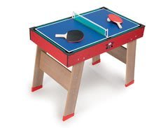 Stolný futbal - Futbalový stôl Power Play 4v1 Smoby multifunkčný od 8 rokov_2