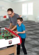 Stolný futbal - Futbalový stôl Power Play 4v1 Smoby multifunkčný od 8 rokov_7