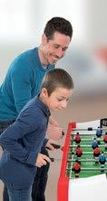 Stolný futbal - Drevený futbalový stôl Powerplay 4v1 Smoby stolný futbal, biliard, hokej a tenis od 8 rokov_5