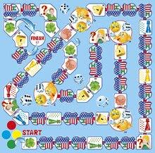 Spoločenské hry pre deti - Náučná spoločenská hra Povolania Dohány od 6 rokov_0