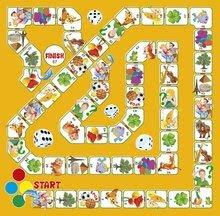 Spoločenské hry pre deti - Spoločenská hra ABC - spoznávanie abecedy Dohány od 6 rokov_0