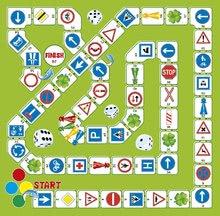 Spoločenské hry pre deti - Spoločenská hra pre najmenších Autoškola Dohány náučná hra o cestnej premávke od 4 rokov_0