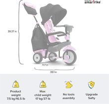Tricikli od 10. meseca - 6502202 e smartrike trojkolka