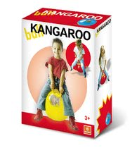 Detské skákadlá a hopsadlá - Lopta na skákanie Kangaroo Lion Mondo 45 cm_3