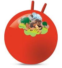 Detské skákadlá a hopsadlá - Lopta na skákanie Kangaroo Lion Mondo 45 cm_2