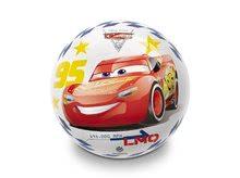 Dětský pohádkový míč Auta 3 Mondo 23 cm třpytivý pryžový
